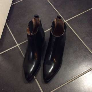 Gap Leather boots