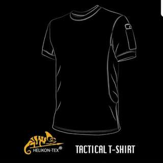 Helikon-Tex Tactical T-Shirt  Colour: Shadow Grey  Size: S/Regular