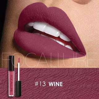 Focallure Matte Lipstick In Stock
