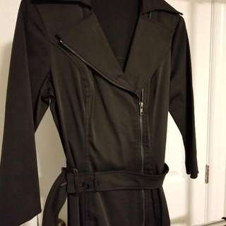 Trench Coat Dress M