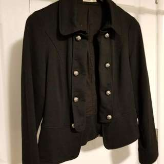 Lightweight Black Jacket