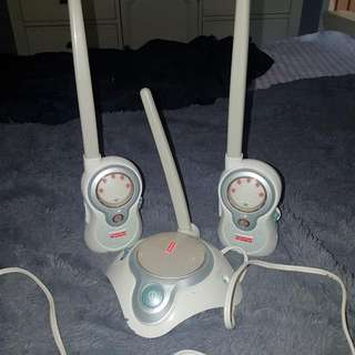 Baby Monitor Fisher Price
