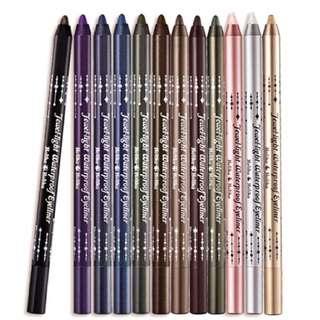 Holika Holika Jewel Light Waterproof Eye Liner (Eyeliner Eyepencil Pencil Eyes)