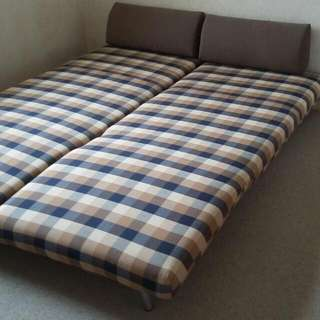 As New Multi Function Futon