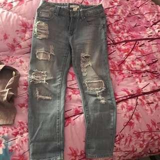 Cottonink Boyfriend Jeans