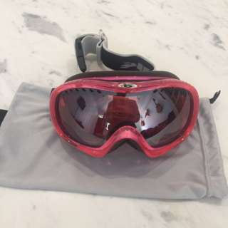 Bolle Ladies Ski/snowboard Goggles - Pink