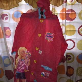Barbie Rain Coat