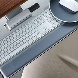 Humanscale 6G White Keyboard tray