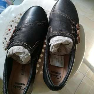 Clarks Leather Shoes