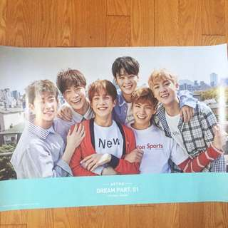 ASTRO Dream Part 01 Poster (Day Ver.)