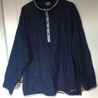 Nike USA Vintage Windbreaker Pullover Anorak Jacket Size L