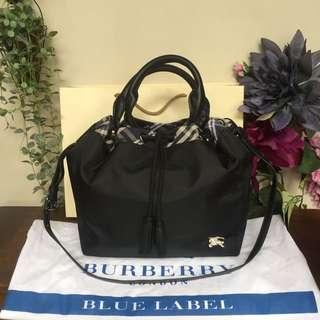 Authentic Burberry Blue Label Satchel