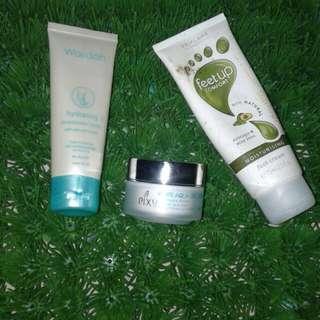 Wardah Moisturizer Feetup Foot Cream Oriflame Pixy Day Cream