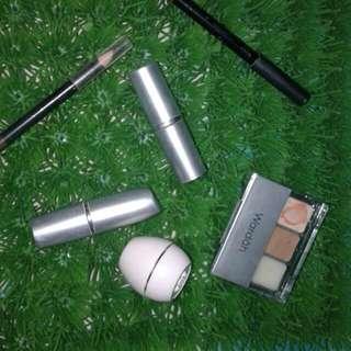 Lipstik Silkygirl Lipstik Wardah Lipliner Sophie Pensil Alis Maybelline Wardah Double Function Kit