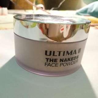 Bedak Ultima The Nakes Face Powder