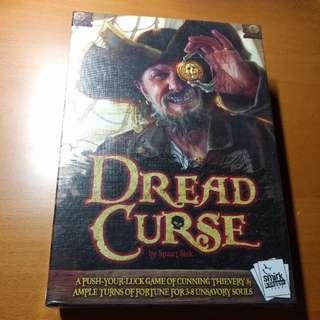 Dread Curse by Stuart Sisk