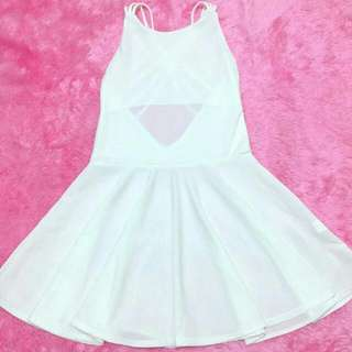 Lovely Dress (White)