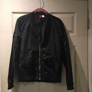 H&M Bomber Jacket ( Size 6)