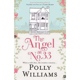Book_The Angel at No. 33 by Polly Williams