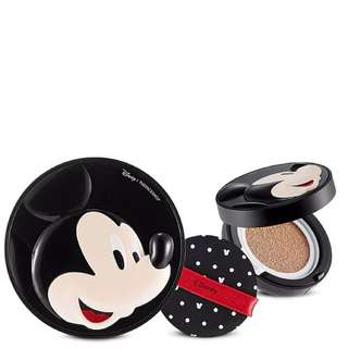 Mickey Face Shop Limited Disney BB Power Perfect Cushion SPF50+ PA+++ Foundation