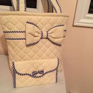 Purse With Mini Bag