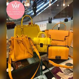 💯% AUTHENTIC PRE-LOVED LUXURY BAGS