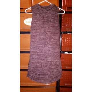 Close Neck Dress