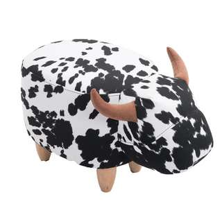 ANIMALS PU STOOL