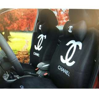 Preorder cover car seats - Chanel Design