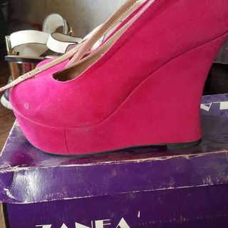 Zanea High Heels Shoes