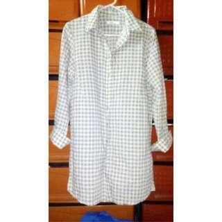 (RESERVED) Basic + Polo Dress
