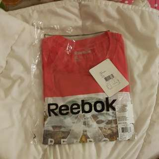 Reebok Pink Men Shirt