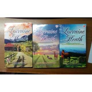 Novel Lorraine Heath (2)