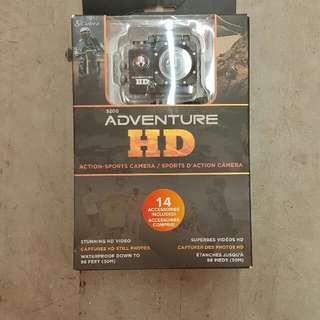 Hd Mini Go Pro Style Waterproof Camera