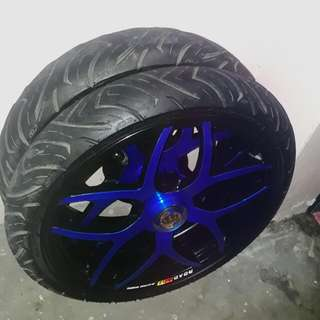Power Mags w/ FDR For Mio Sporty