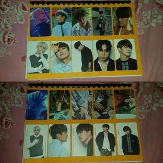 (Selling) SECHSKIES Photocards From 20th Anniversary Album
