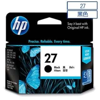 HP原廠墨水匣 黑色