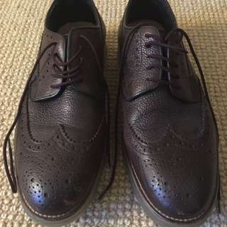 hudson london leather men's shoes