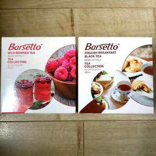 Barrett Tea Collection