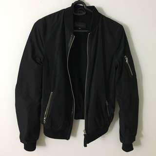 Authentic Mackage Bomber Jacket XXS