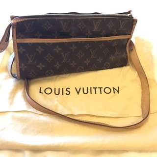 Authentic Louis Vuitton Monogram Sling bag