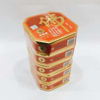 Golden Coin Sandalwood Incense Coil 24 Hrs / 金钱牌 金装檀香塔香《24 小时》