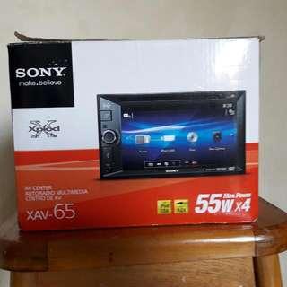 Tape Sony XAV-65
