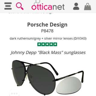Porsche 8478 Sunglasses