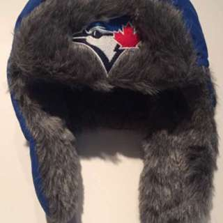 Blue Jays Furry Hat