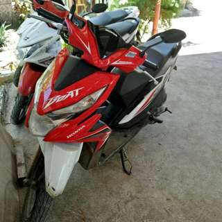 Honda Beat 8 Months Old compkte Papers RFS:have A New Motorbike