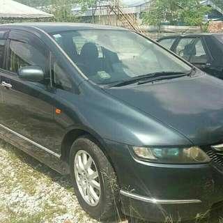 Honda Odyssey 2.4 2007