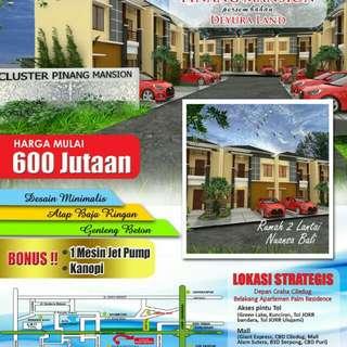 Rumah Fasilitas Lengkap Di Kota Tangerang
