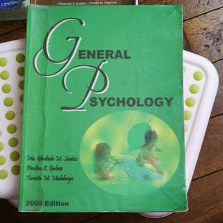 General Psychology 2008 Edition