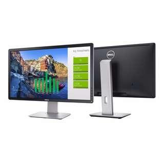 BNIB - Dell P2416D 24 Monitor with QHD 23.8-Inch Screen, Black, 3 years warranty